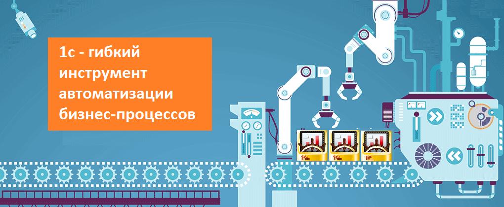 1c автоматизация бизнеса